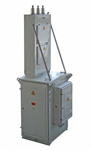 Трансформаторные подстанции КТП 160/6-10 0,4 кВА