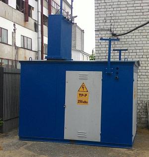 КТПН-250/6-100 0,4 кВА